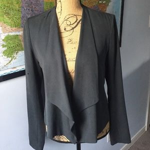 Banana Republic Open Blazer